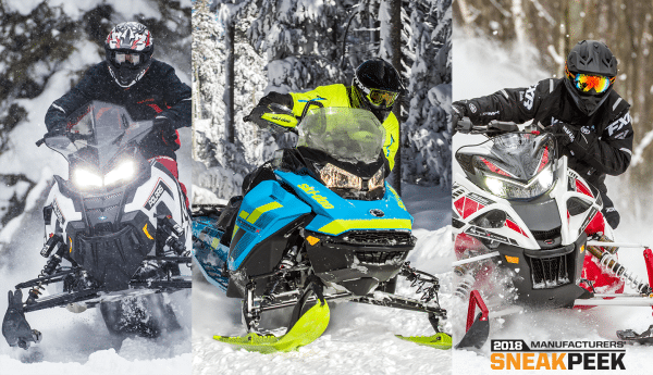 STILL MORE PLACES TO SEE THE NEW 2018 SKI-DOO SLEDS THIS SPRING