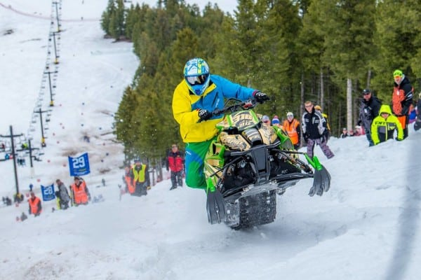 ARCTIC CAT CAPTURES 6 WINS AND 1 KING TITLE AT JACKSON HOLE