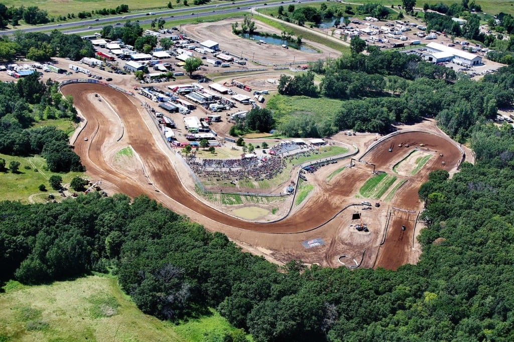 Last summer, after spending the better part of the year sculpting and transforming the landscape, ERX unveiled a sweeping and undulating world-class track for the Off-Road Championships (TORC) series.