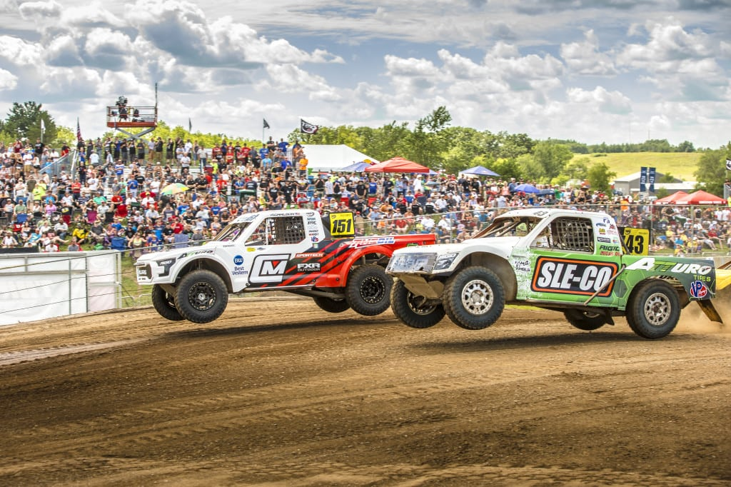 Professional automotive racing returned to the Twin Cities last summer after a long hiatus. The TORC series didn't' disappoint the thousands in attendance, and the Carlson and Plaisted families were rewarded for their hard work, as Chris's son Andrew took home his first ever TORC win in the Pro Light division. This year, ERX will host two full weekends of TORC racing with the first race in early June.