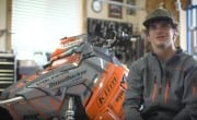KLIM ATHLETE ANDY THOMAS VOTED RMSHA RACER OF THE YEAR