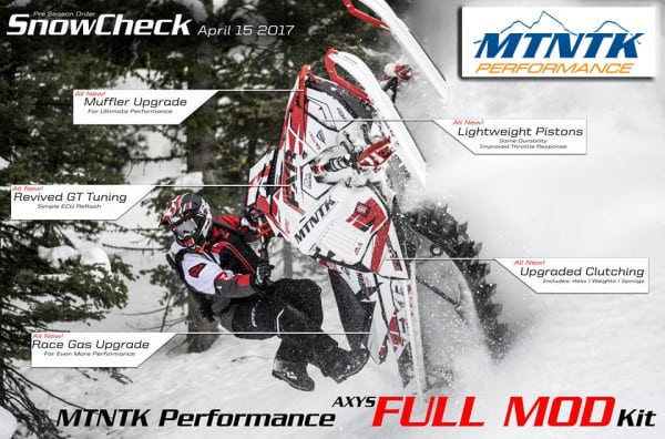MTNTK Performance Announces SnowCheck Program