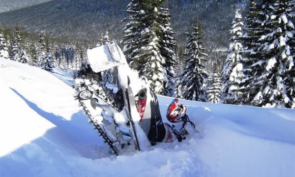 SLEDDER WHO GETS STUCK AND LOSES TOES BLAMES POOR PERFORMING SLED?!