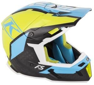 3910-000-003 F5 Helmet Ion Green