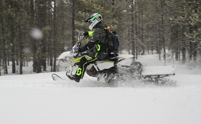 POLARIS PARTNERS WITH AMA TO GAIN MORE EXPOSURE FOR GROWING TIMBERSLED BRAND