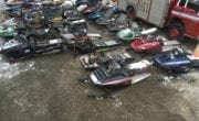 Online Snowmobile & Parts Auction Happening December 10th through 14th