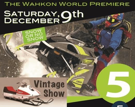 SNOWFEST 5 PREPARES TO KICK OF SEASON WITH SLEDDER FILMS & VINTAGE SHOW