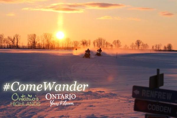 OSM Wanders Through Ontario's Highlands