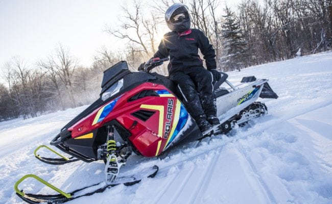 NEW 2019 POLARIS INDY EVO TARGETS NEW RIDERS  – RIGHT SIZE, RIGHT PERFORMANCE, RIGHT PRICE