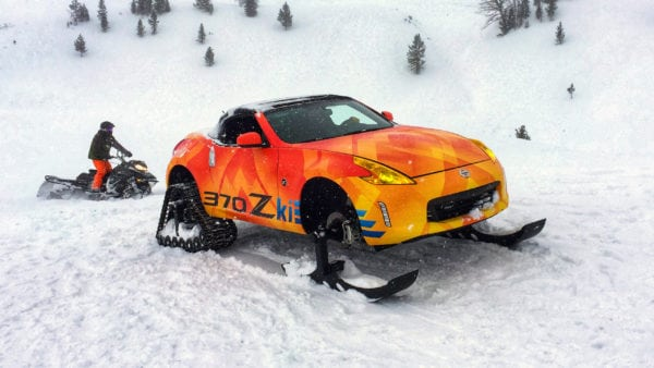 HAS THE ELITE MET ITS MATCH? 332-HORSEPOWER SIDE-BY-SIDE SNOWMOBILE