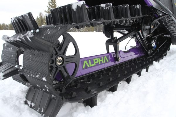 19 DAYS OF NEW: 1 – ARCTIC CAT ALPHA ONE