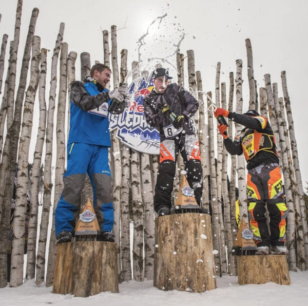 MAX TAILEFFER CROWNED CHAMPION OF THE INAUGURAL RED BULL SLEDHAMMERS
