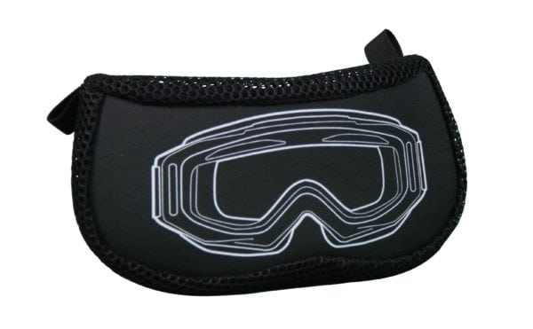 NEED A SUMMER GIFT FOR THE SLEDDER IN YOUR LIFE? CHECK OUT THE SKI-DOO GOGGLE DRYING BAG