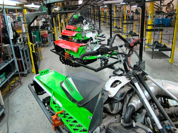 WILL TRUMP STEEL AND ALUMINUM TARIFFS IMPACT SNOWMOBILING?