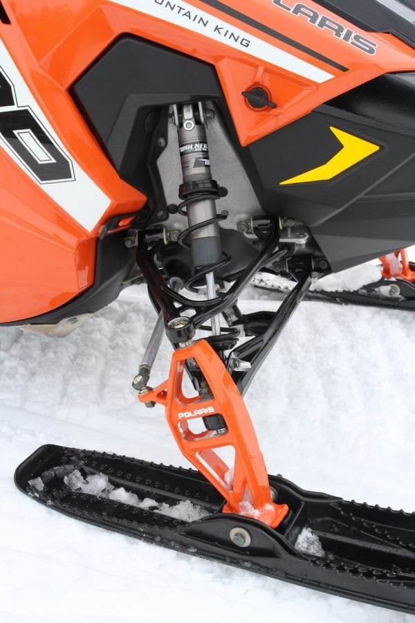 19 DAYS OF NEW: 10 – POLARIS REACT FRONT SUSPENSION