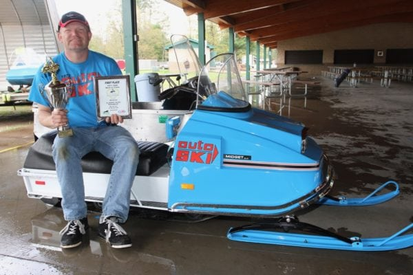 SNOWMOBILE HALL OF FAME CLASSIC SLED ROUND UP READY TO KICK-OFF NEXT WINTER NOW