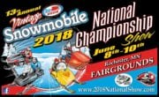 ROCHESTER TO HOST 13TH ANNUAL VINTAGE SNOWMOBILE NATIONAL CHAMPIONSHIP