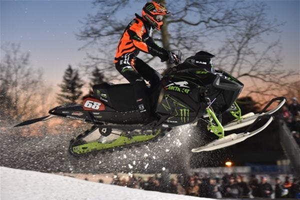 MOST DOMINANT BRAND ON THE RACE TRACK FOR 2018? ARCTIC CAT WAS ON FIRE