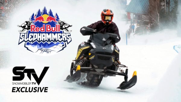 STV Exclusive: Red Bull Sledhammers