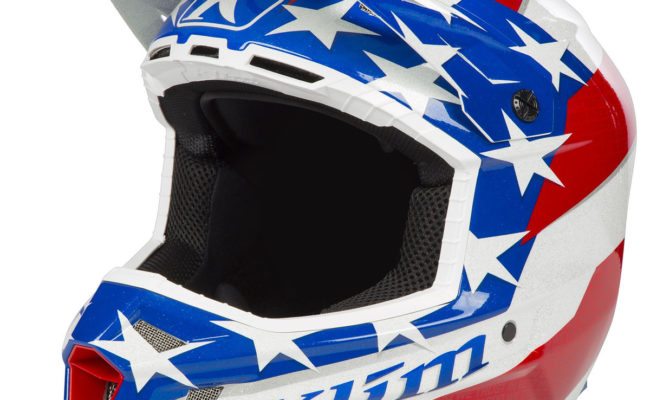 STAND UP AND SALUTE FOR THE ALL-NEW PATRIOT F3 2.0 FROM KLIM