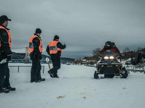 NEW MINNESOTA DWI LAW TARGETS SNOWMOBILE AND ATV RIDING PRIVILEGES