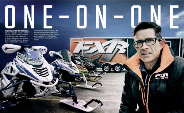 ONE-ON-ONE with Milt Reimer of FXR Racing