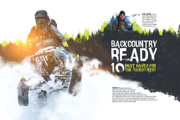 BACKCOUNTRY READY – 10 MUST HAVES BEFORE YOU GO DEEP