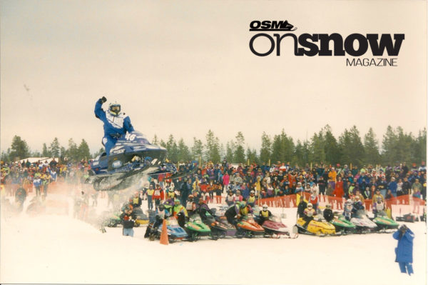 ARE THESE THE FIVE BADDEST BOYS IN SNOWMOBILE RACING?