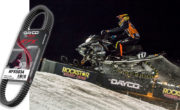DAYCO RECEIVES MEDIA AWARD FOR NEW RACE BELT