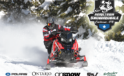 Levi LaVallee is heading to Cochrane, Ontario to Ride with STV and OSM!