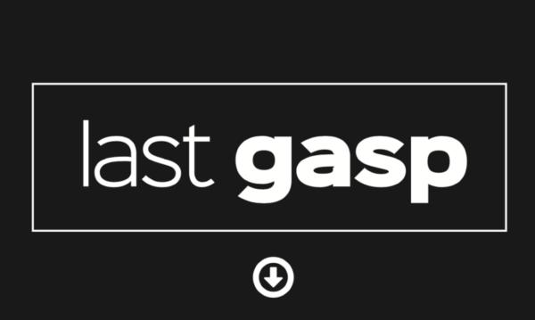 LAST GASP – Rob Alford