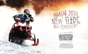 YAMAHA 2020 NEW SLEDS, NEW REFINEMENTS