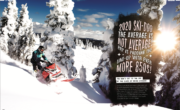 2020 SKI-DOO THE AVERAGE IS NOT AVERAGE! BRP IS   PASSING THE LINE-UP WITH   EVEN MORE 850's!