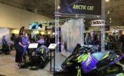 ARCTIC CAT SENDS CORPORATE BOOTH TO TORONTO SNOWMOBILE/ATV SHOW