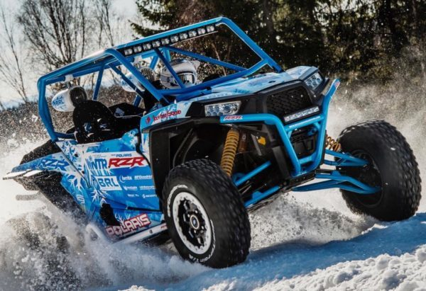 CSRA ADDS UTV RACING AT SNOWCROSS EVENTS