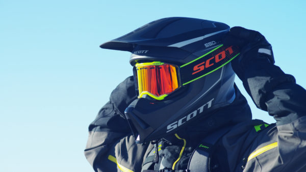 SCOTT SNOWMOBILE VISION SERIES