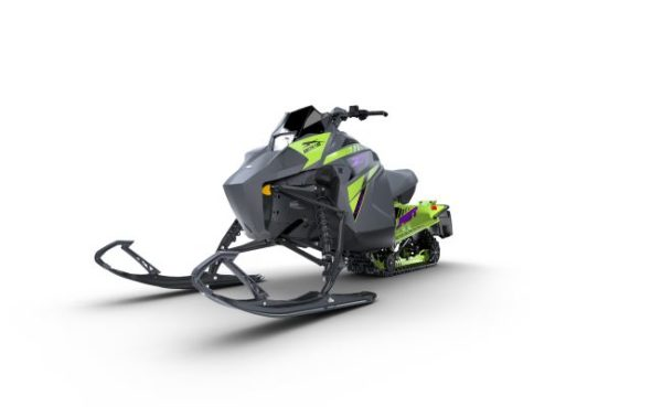 Arctic Cat® BLAST™, the Only True  Mid-Size Lineup in the Snowmobile Industry
