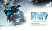 FROZEN FURY FAST AND FURIOUS, THE SRX IS THE ULTIMATE SPEED WEAPON