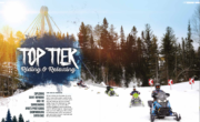 TOP TIER RIDING & RELAXING RIDING SAINT-RAYMOND AND THE SURROUNDING  AREA'S PRESTIGIOUS SNOWMOBILING EXPERIENCE