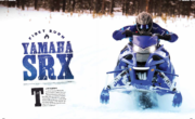 First Burn – Yamaha SRX