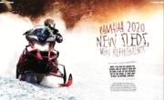 YAMAHA 2020 – NEW SLEDS. NEW REFINEMENTS