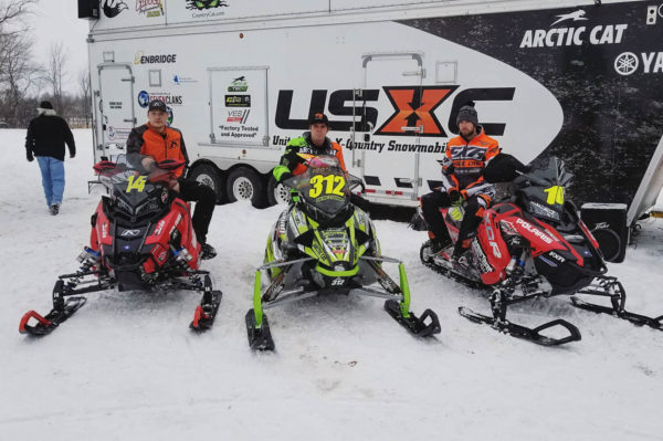 THE NEXT STOP OF THE USXC TOUR IS THE SEVEN CLANS WARROAD 100 ON SATURDAY, FEBRUARY 29th AND SUNDAY, MARCH 1st.