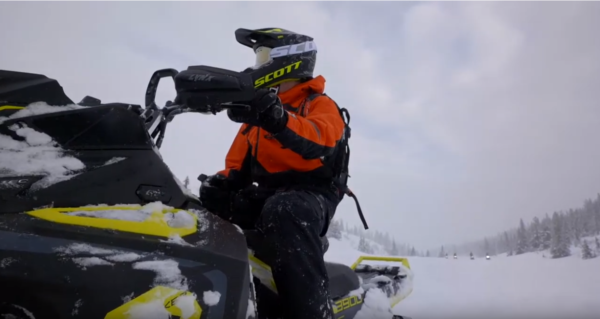 SCOTT Sports – TESTING OUR 2021 SNOWMOBILE COLLECTION IN SALEN, SWEDEN
