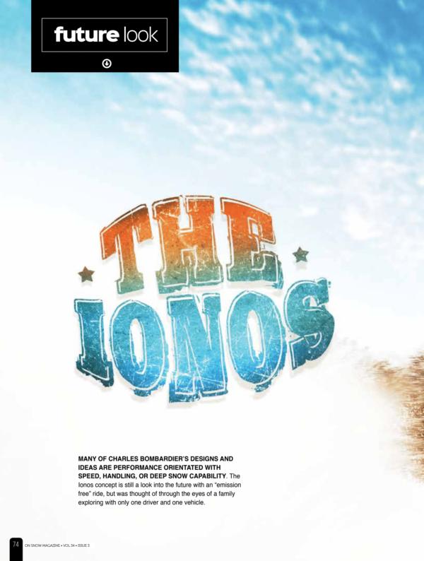 INTO THE FUTURE!! THE IONOS