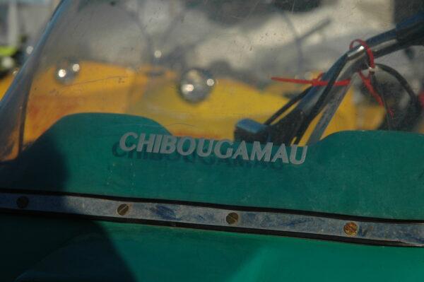 Quebec Vintage Sled Ride-Chibougamau QC!!