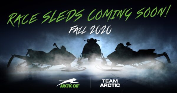 PRODUCT RELEASE: TEAM ARCTIC RELEASES 3 NEW 2021 RACE SNOWMOBILES!!