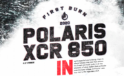 FIRST BURN – 2020 Polaris XCR 850