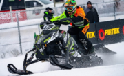 ARCTIC CAT RACERS MAKE FOR A BIG WEEKEND WITH Herfindahl and Stevens in Cross-Country and Yurk and Christian on the snowcross track.