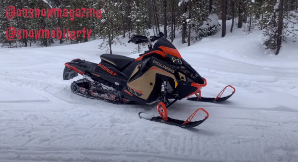 2022 Polaris Switchback Assault 850 Matryx