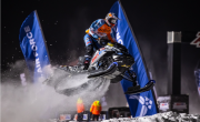 SKI-DOOS SCORES BIG AT ISOC's SIOUX FALLS STOP